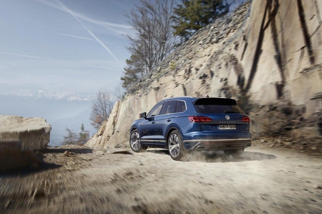 Nuevo Volkswagen Touareg-Elegance-trasera