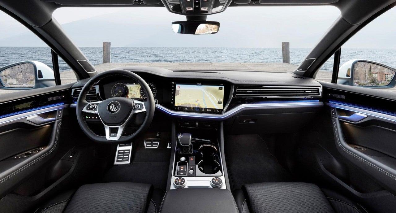 Nuevo Touareg 2018 Interior >> El nuevo Volkswagen Touareg llegará a España en junio - ESdiario.