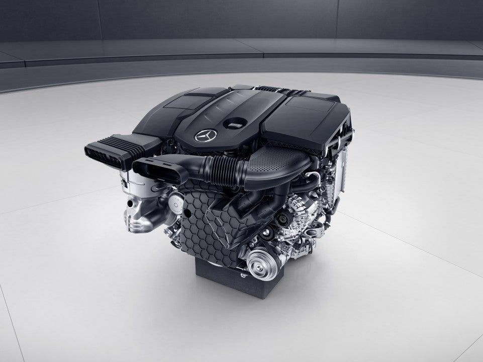 Nuevos motores diésel de Mercedes-Benz
