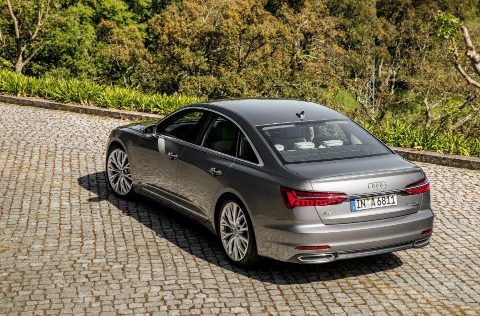 Audi A6 55 TFSI quattro S tronic-trasera