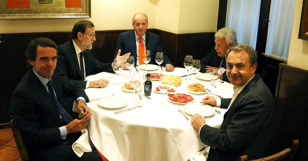 PEDRO SANCHEZ: PRESIDENTE DE ESPAÑA Presidentes_del_gobierno_con_rey