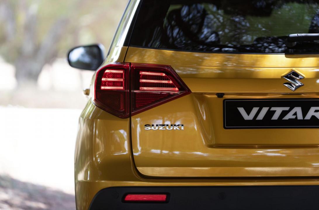 Suzuki Vitara 2019-trasera