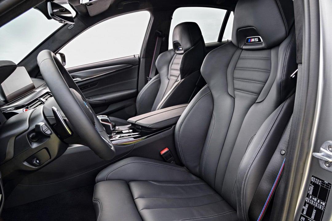 BMWM5 Competition-interior