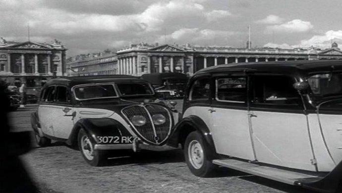 Peugeot taxi 402 LT con motores diesel