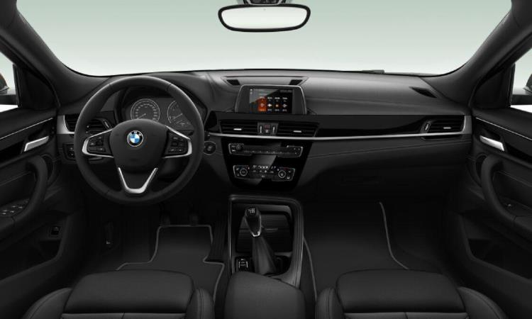 BMW X2 acabado Impulse-interior