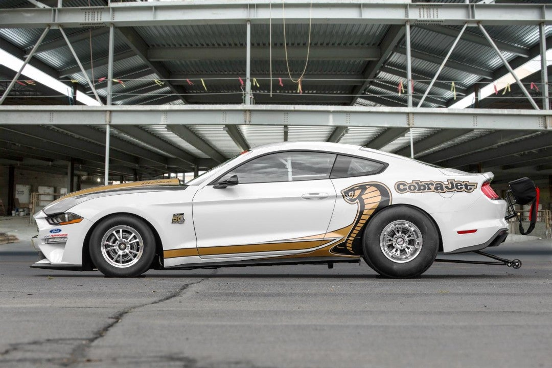 Ford Mustang Cobra Jet 2018-lateral