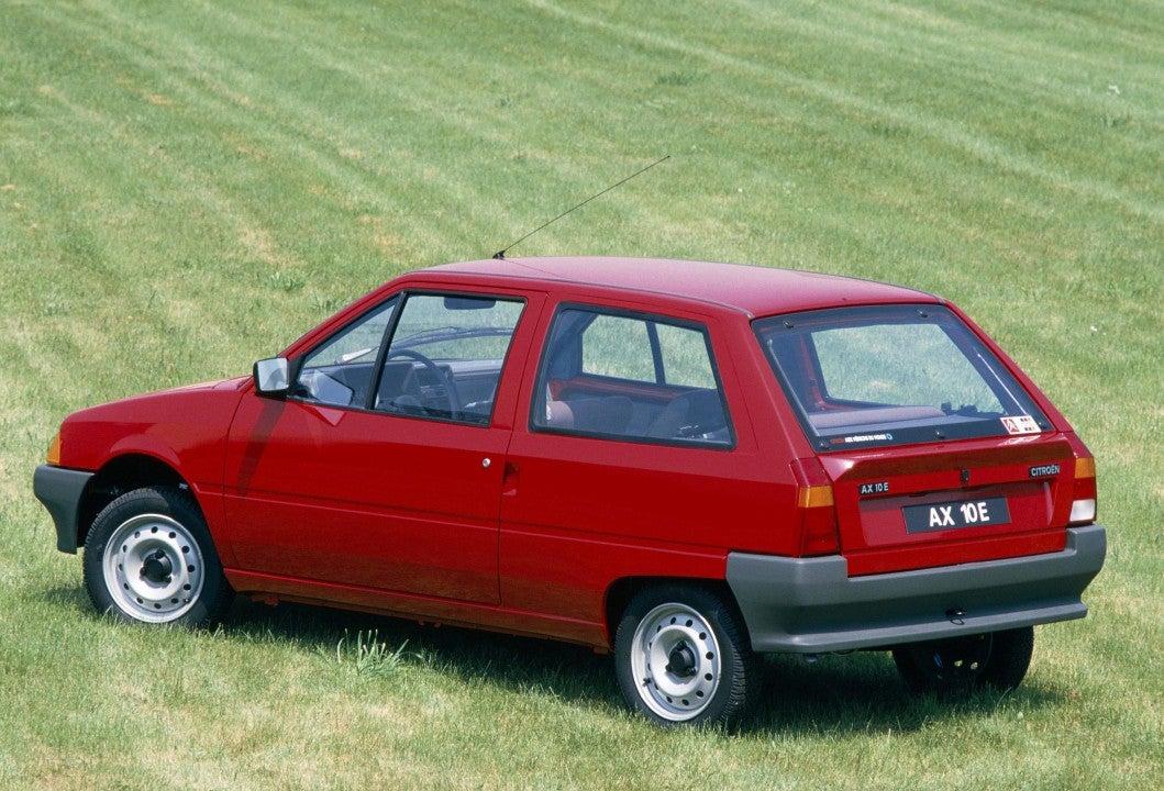 Citroën AX-trasera