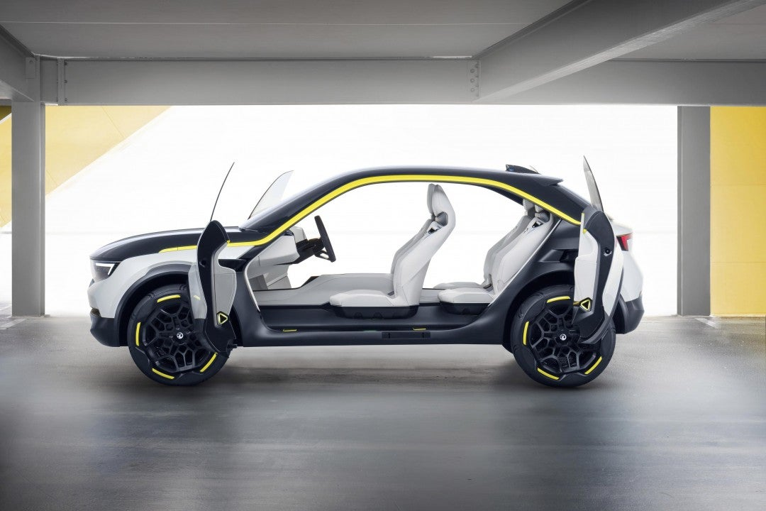 Vauxhall GT X Experimental-lateral