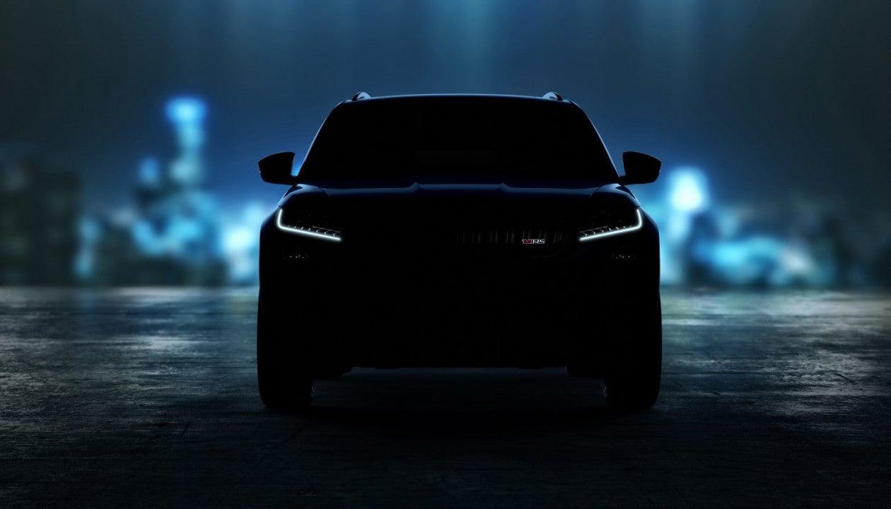 Škoda Kodiaq RS-frontal