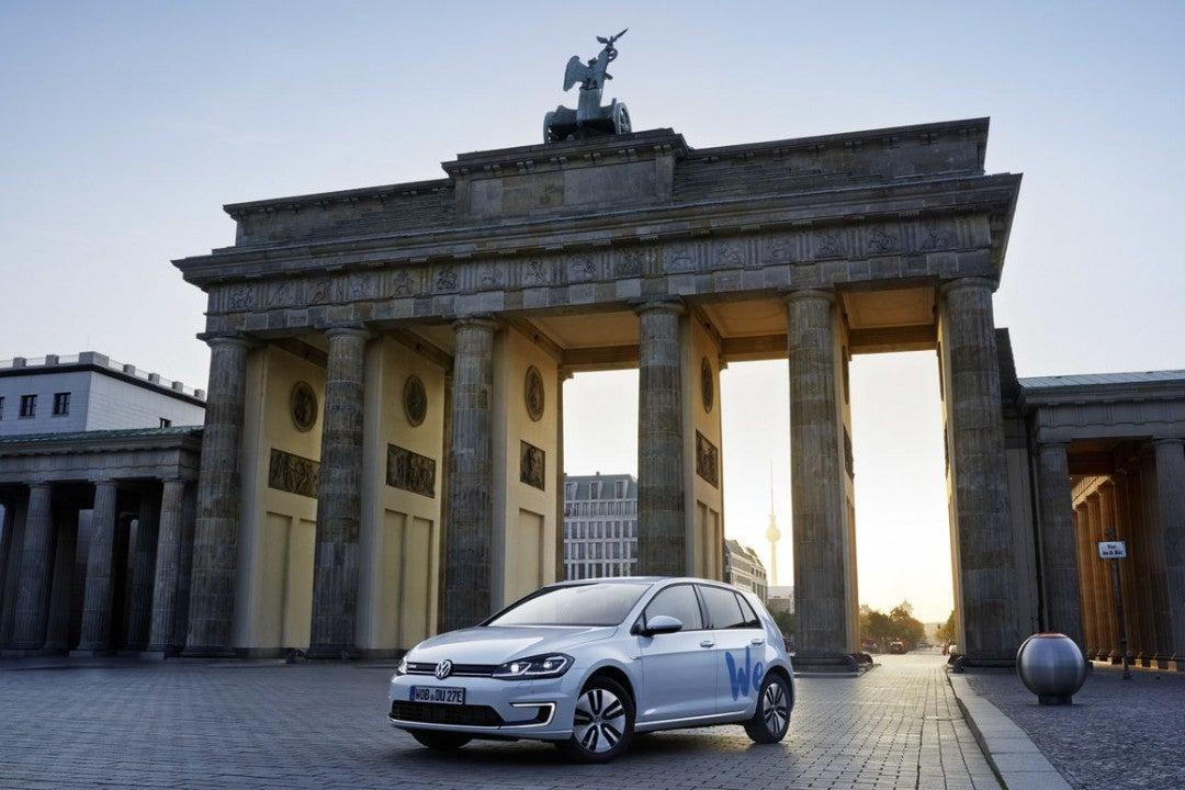 "Volkswagen inicia ""We Share"" e-mobility car sharing en Berlin"