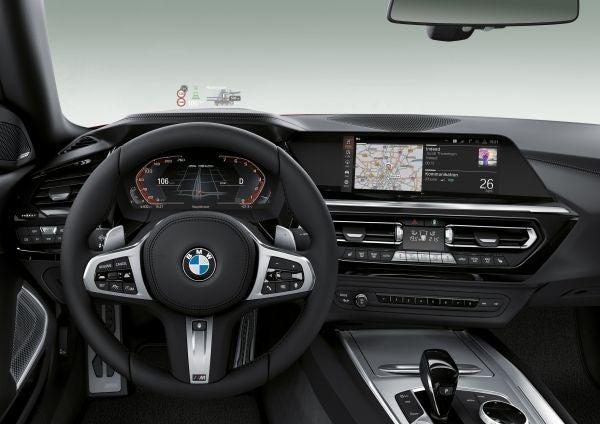 Nuevo BMW Z4 Roadster-interior