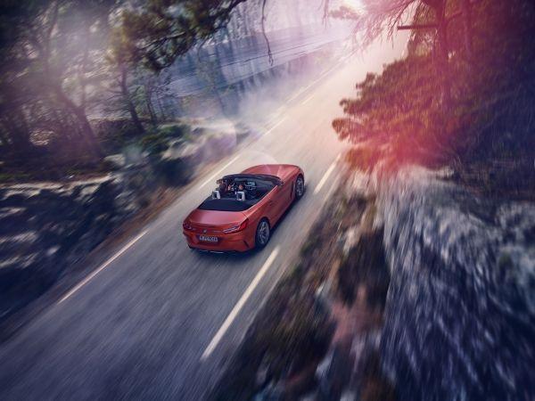 Nuevo BMW Z4 Roadster-trasera