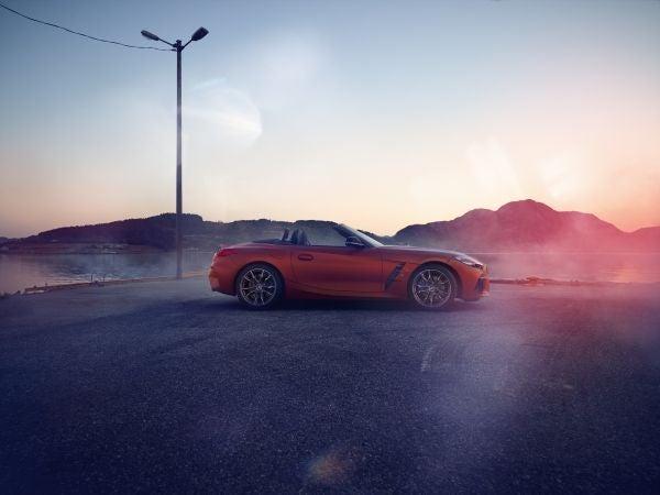Nuevo BMW Z4 Roadster-lateral