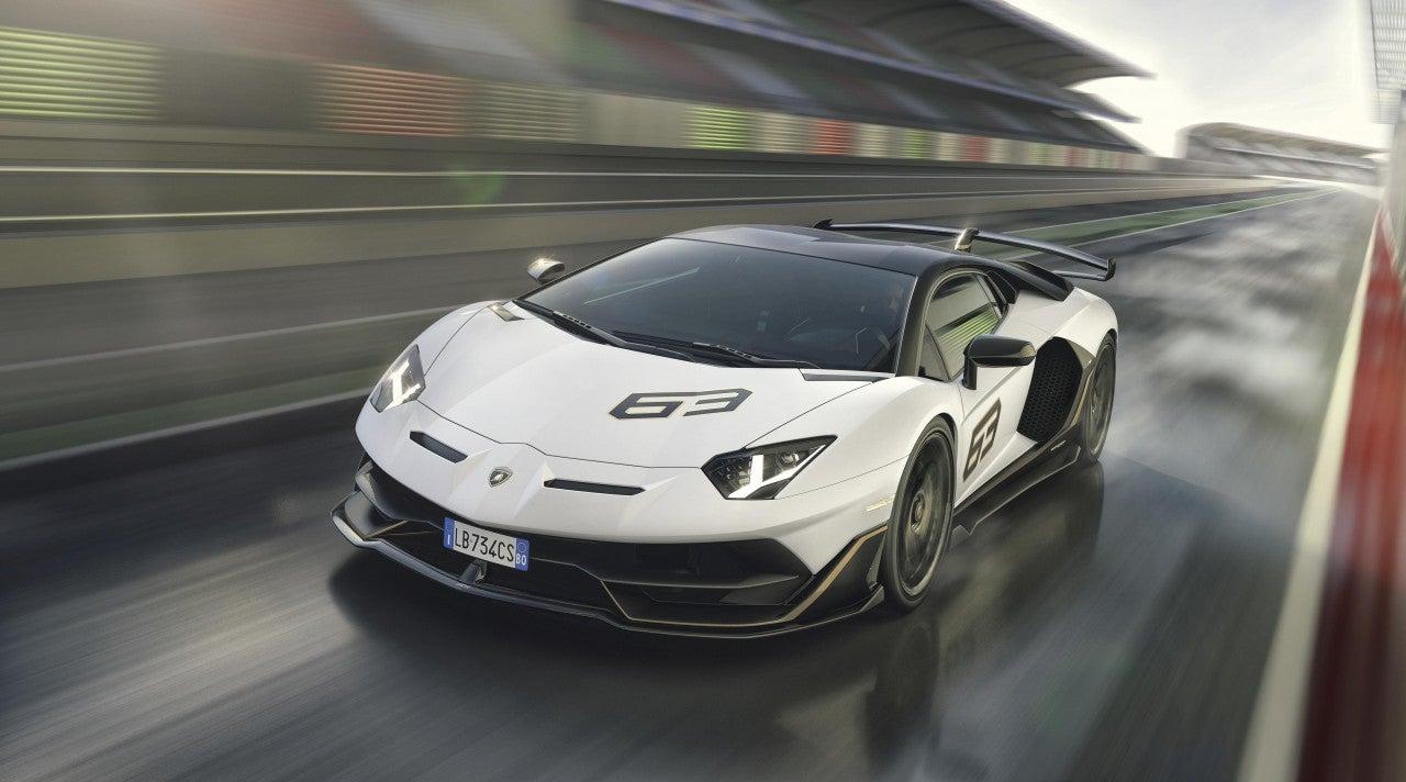 Nuevo Lamborghini Aventador SVJ