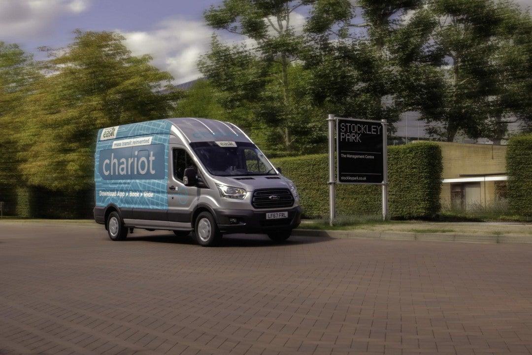 Chariot de Ford