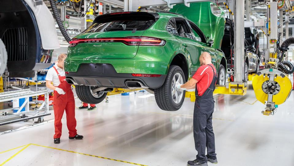 Porsche inicia la producción del nuevo Macan en Leipzig (Alemania)