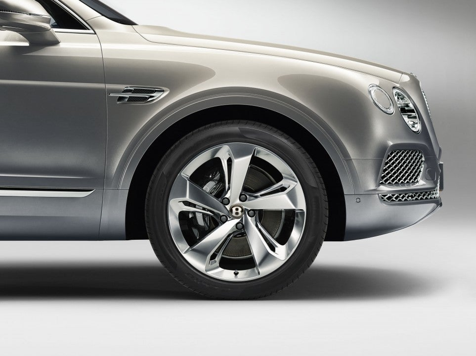 Distinción Centenary para todos los Bentley construidos en 2019
