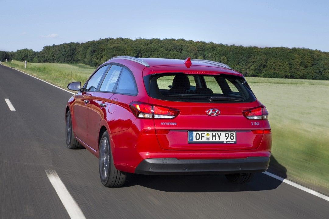 Hyundai i30 Wagon-trasera