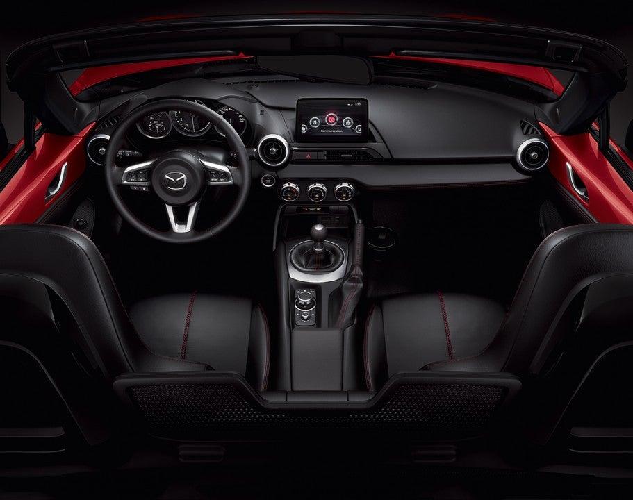Mazda MX-5 2019-interior