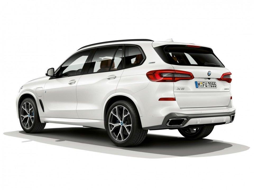 Nuevo BMW X5 xDrive45e iPerformance-trasera