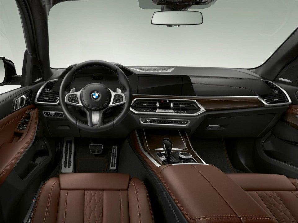 Nuevo BMW X5 xDrive45e iPerformance-interior