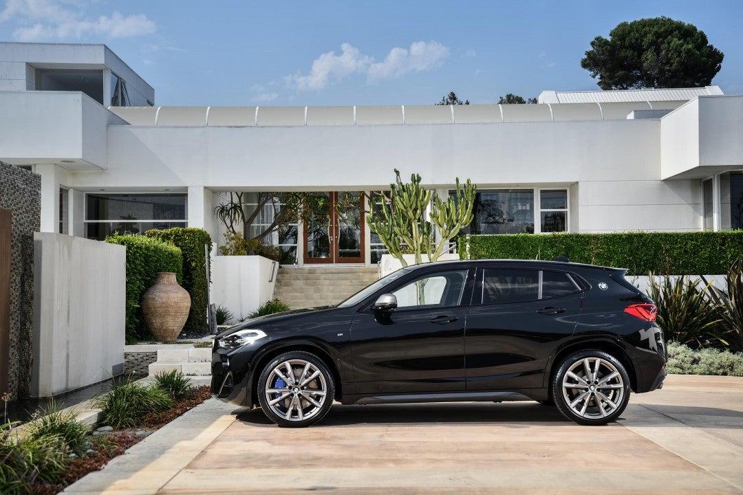 Nuevo BMW X2 M35-lateral