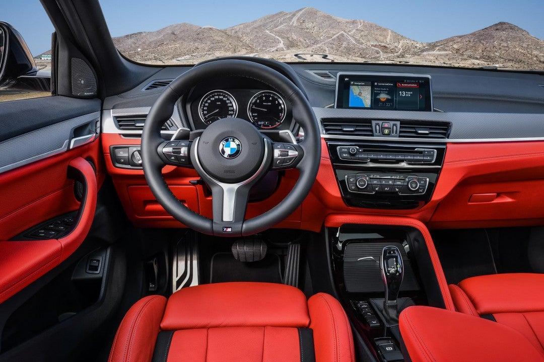Nuevo BMW X2 M35-interior