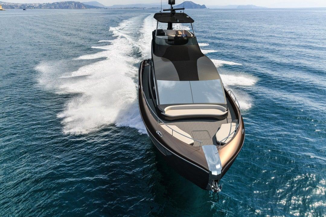 Lexus LY 650-frontal