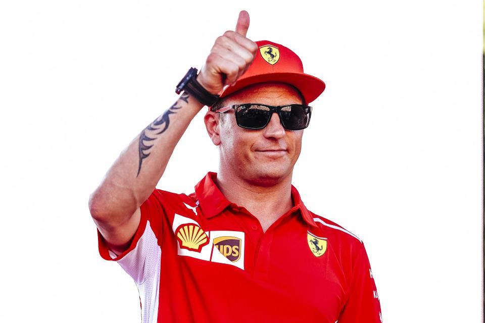 Kimi Räikkönen se va de la Scuderia Ferrari a finales de 2018