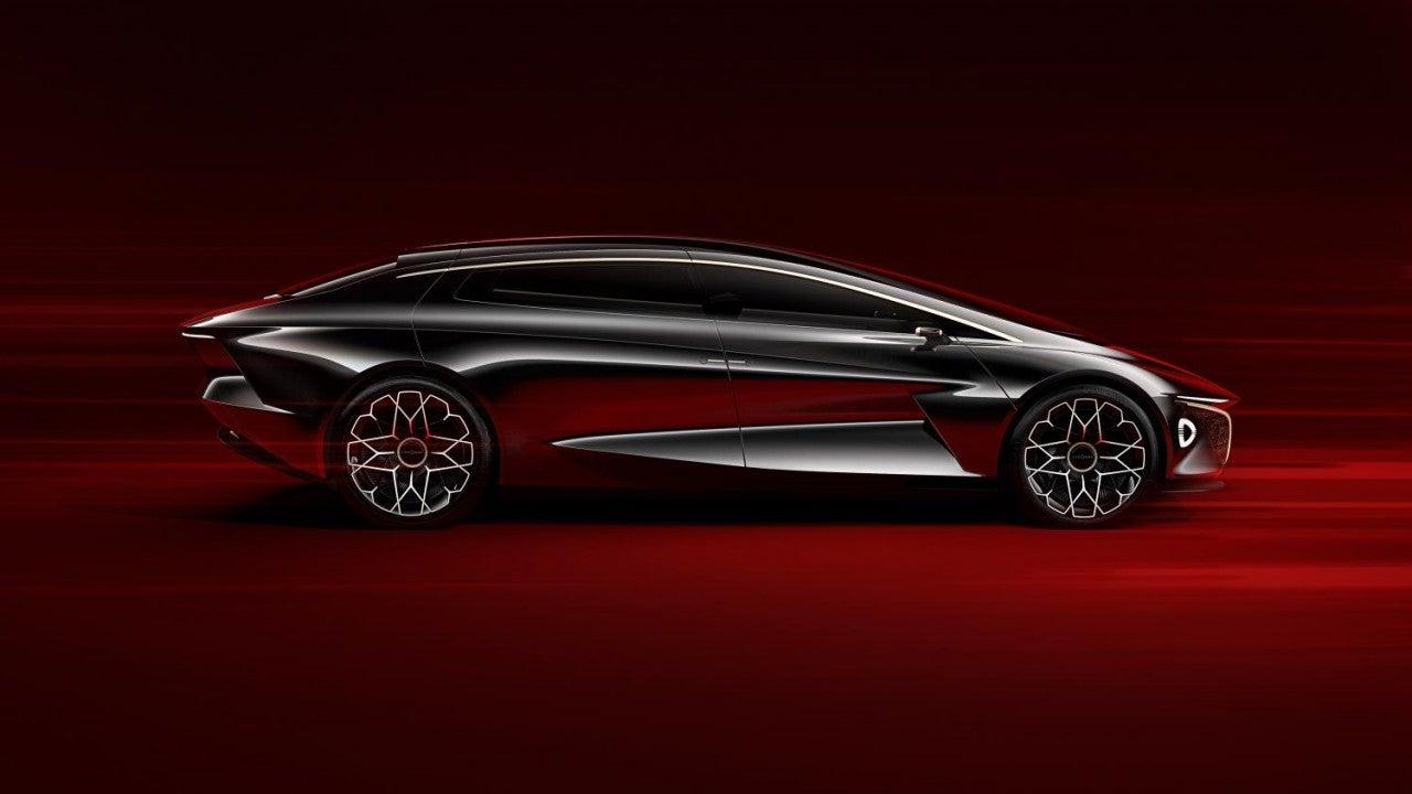 Lagonda Vision Concep