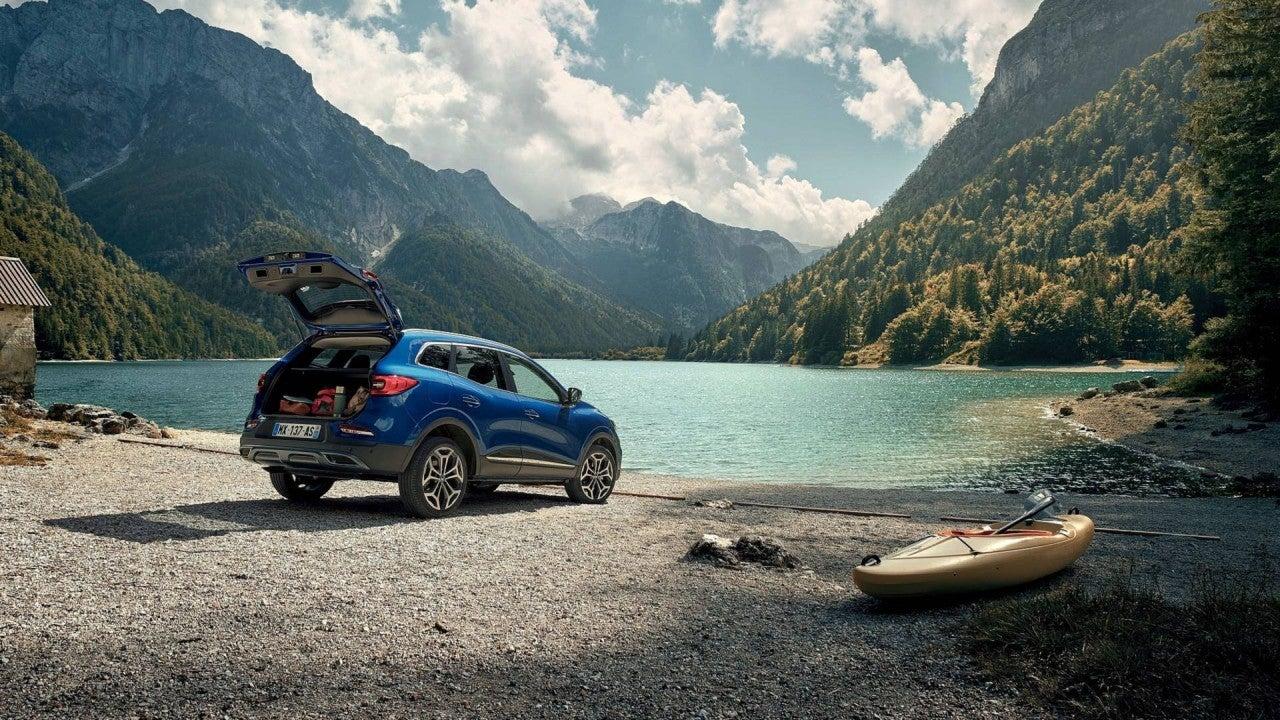 Nuevo Renault Kadjar 2019-trasera