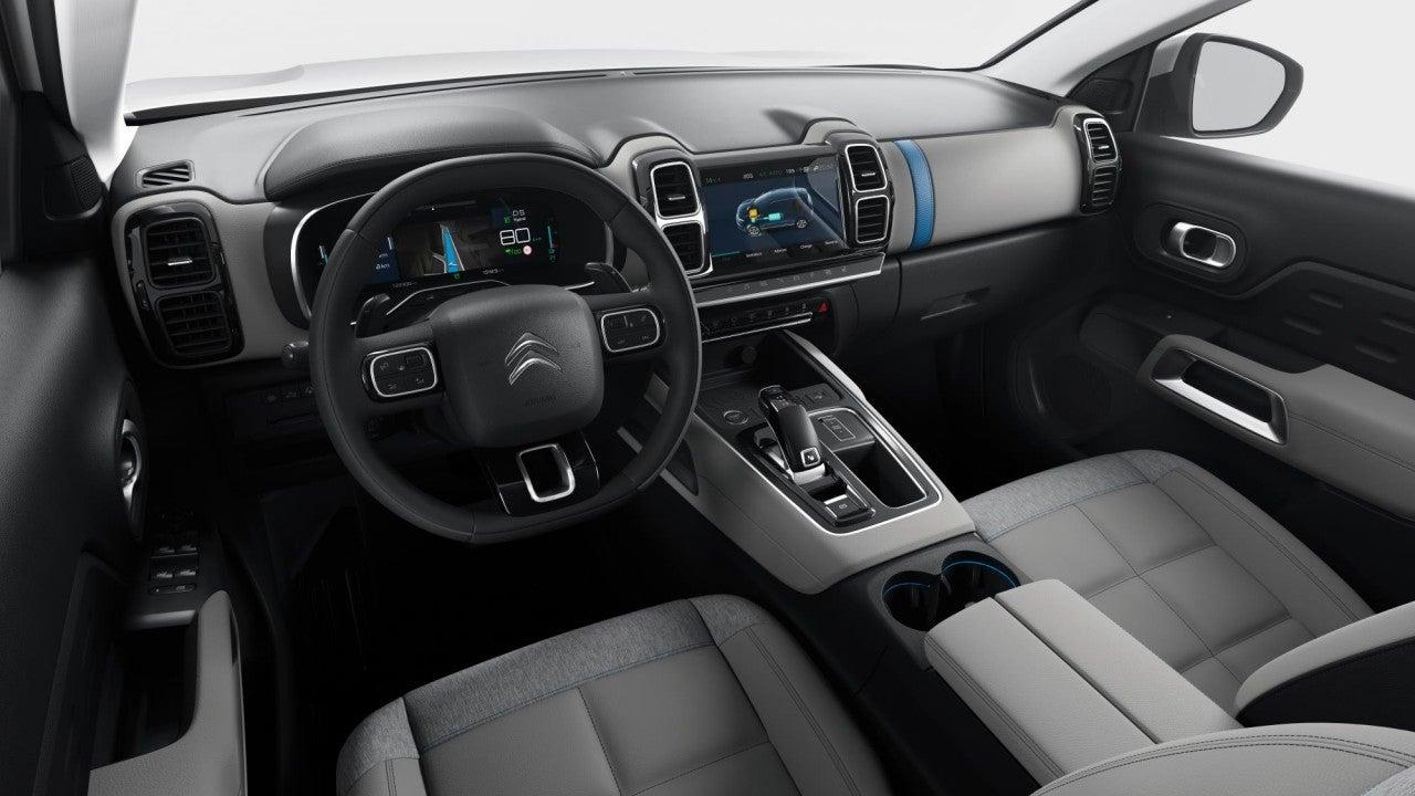 Nuevo SUV Citroën C5 Aircross Hybrid Concept-interior