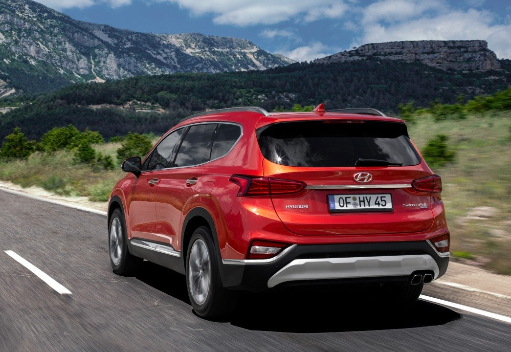 El nuevo Hyundai SANTA FE, ya disponible en la Red Hyundai de Valencia