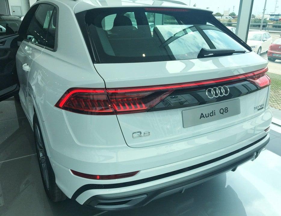 Audi Q8 en Audi Center València-trasera