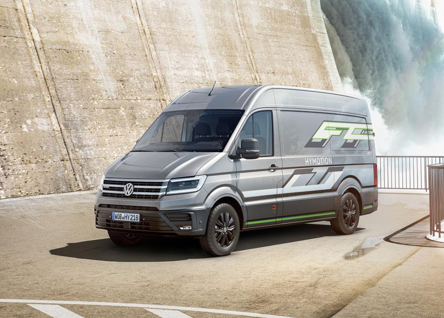 Volkswagen Crafter HyMotion
