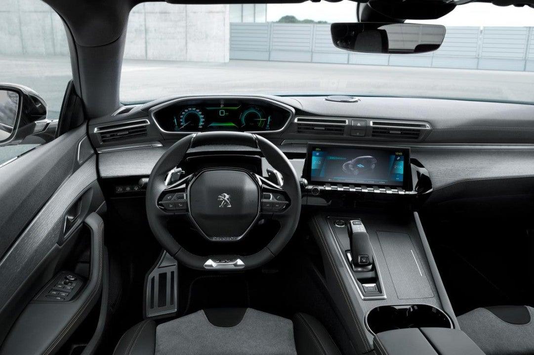 Peugeot 508 PHEV-Peugeot I-Cockpit®