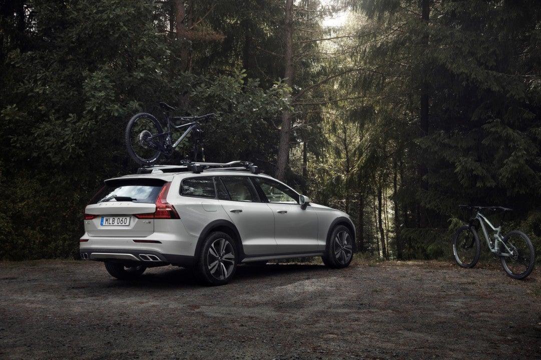 Nuevo Volvo V60 Cross Country-trasera