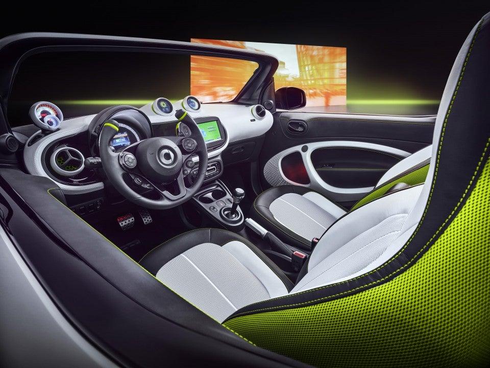 Nuevo Smart Forease-interior