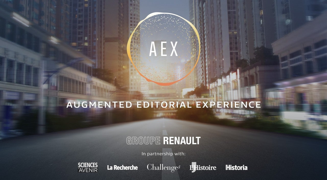 Augmented Editorial Experience (AEX)