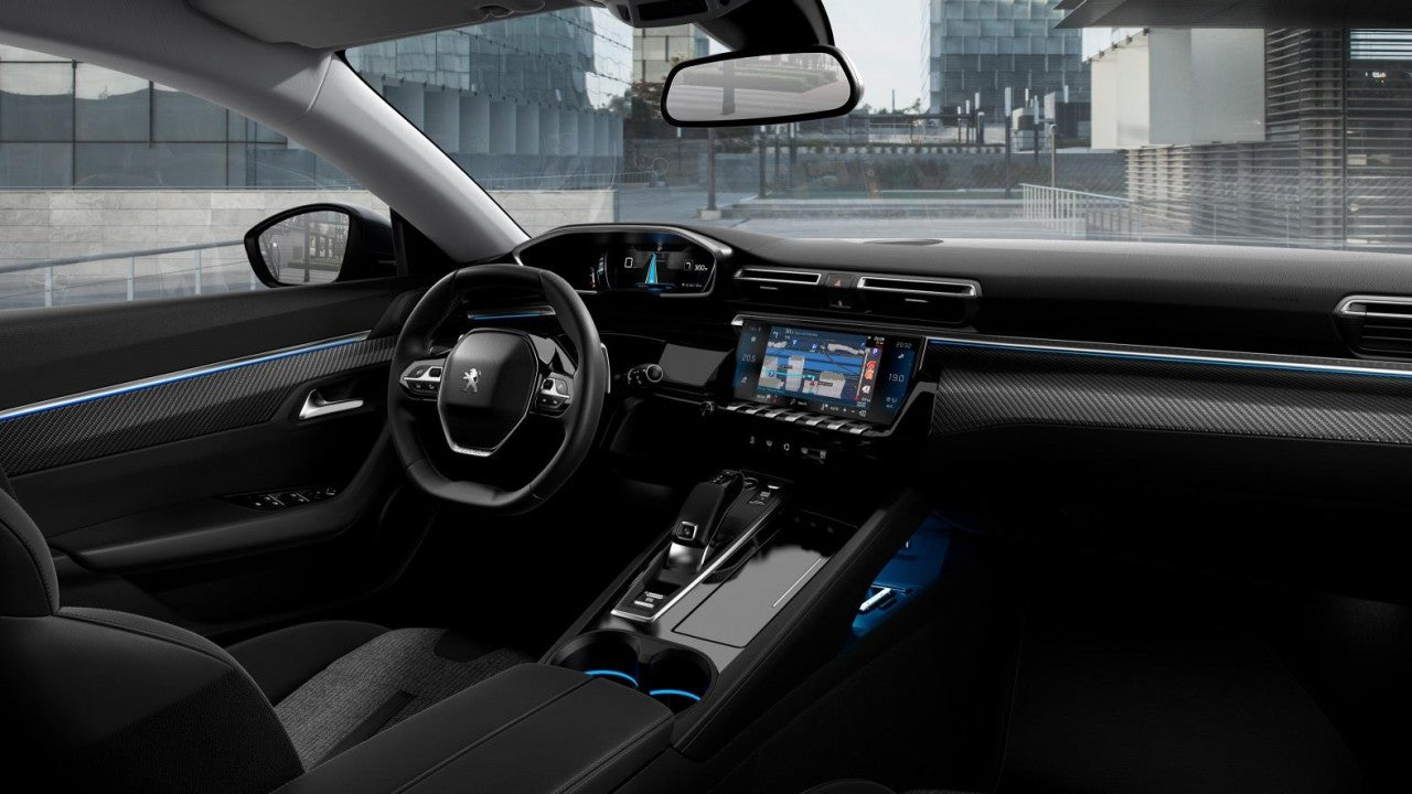 Peugeot  508 SW First Edition-interior