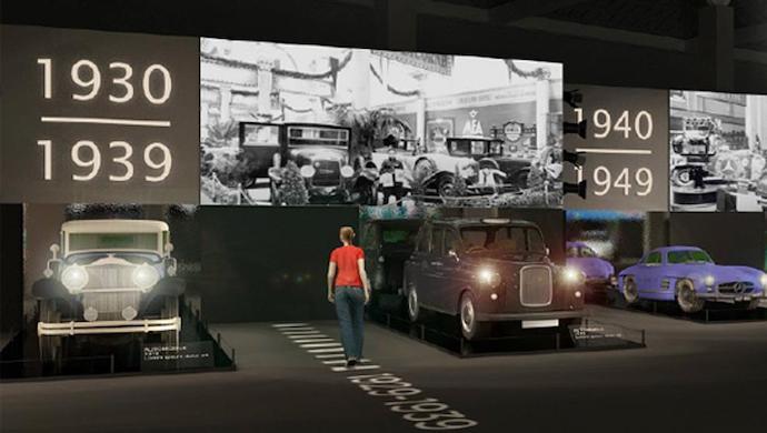 Salón Automobile reunirá por primera vez a todos los grupos automovilísticos