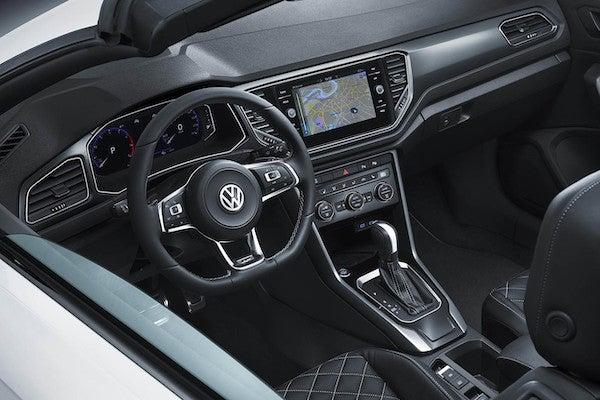 Volkswagen dio a conocer su nuevo SUV descapotable