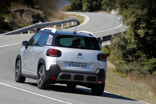 """Citroën actualiza el C3 Aircross, el superventas """"maño"""""""