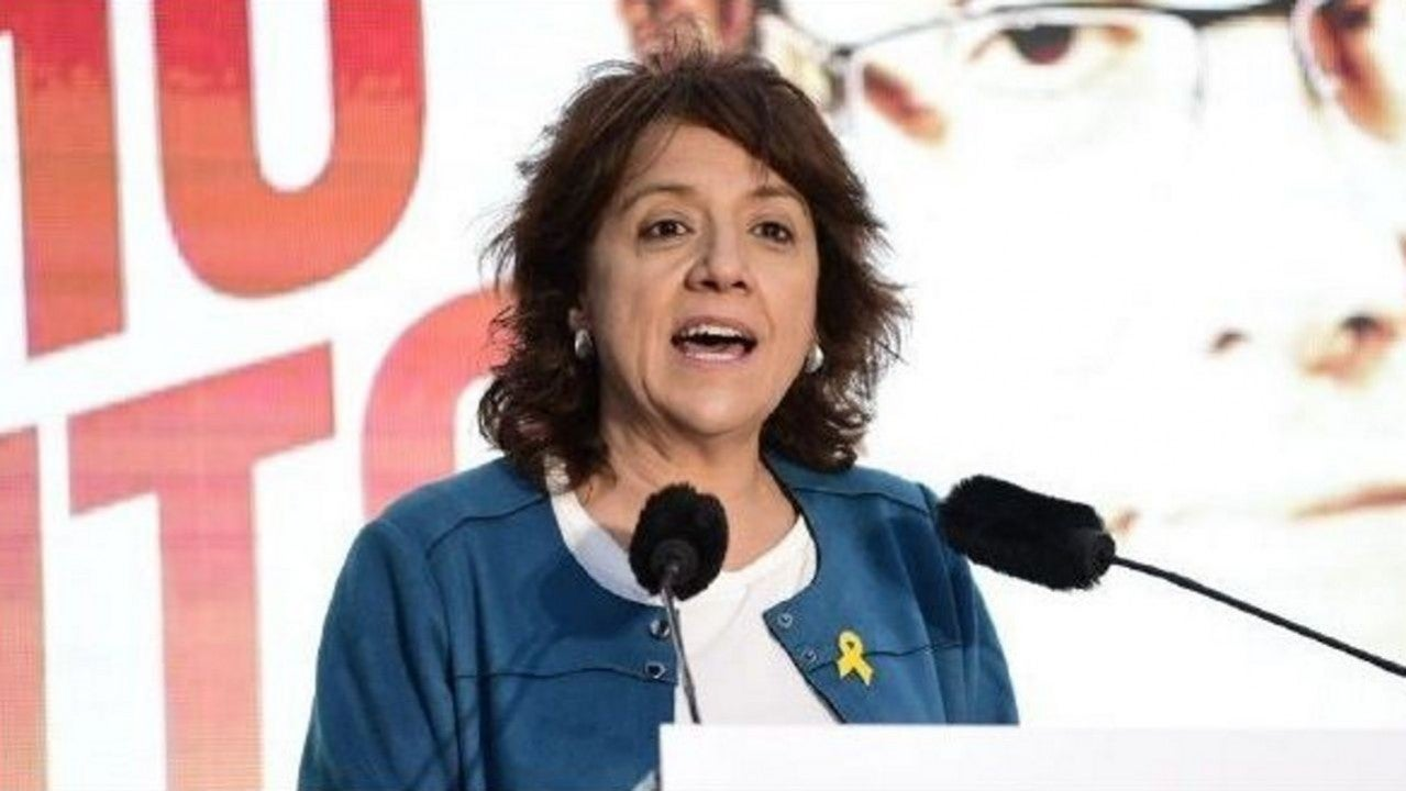 Anna Erra, alcaldesa de Vic (Barcelona)