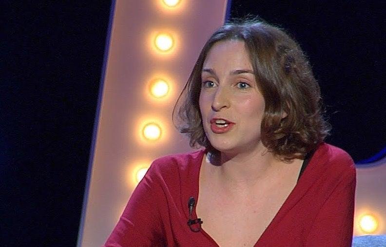 Ana Polo, periodista de Catalunya Ràdio