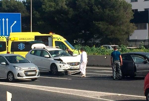 accidente carretera