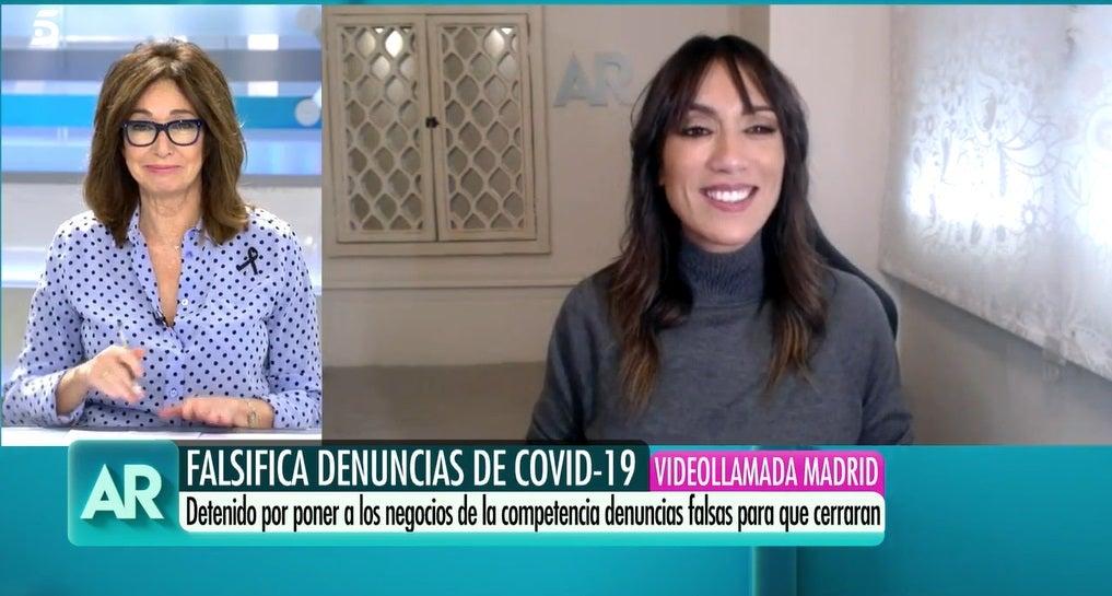 Ana Rosa Quintana y Patricia Pardo en