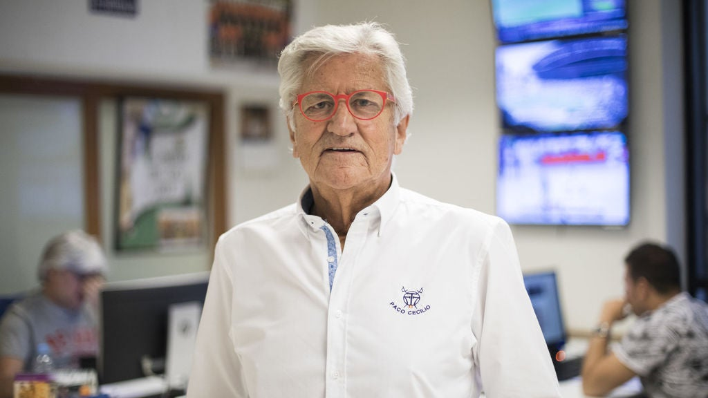 Pepe Domingo Castaño, locutor de la cadena COPE