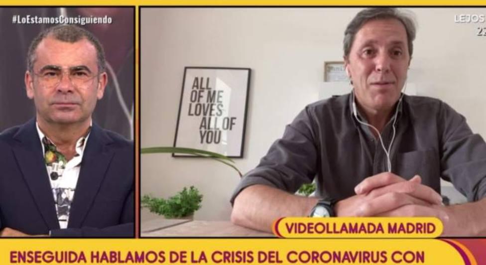 Jorge Javier Vázquez y Paco González en