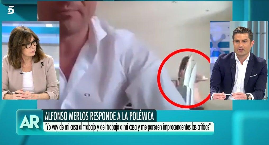 Alfonso Merlos en